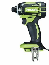 Makita Rechargeable Impact Driver 14.4V Lime Body Only TD138DZL