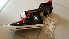AC/DC Converse Highway to hell Size 11 RARE worn once
