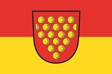 Fahne Flagge Nordhorn 30 x 45 cm Bootsflagge Premiumqualität