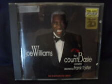 JOE WILLIAMS/The Count Basie Orchestra/FRANK FOSTER-Live at Orchestra Hall,