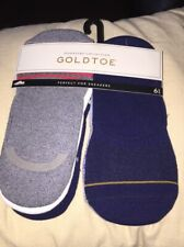 Gold Toe Socks Perfect For Sneakers 6 Pair Size 6-12 1/2