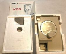 RARE TOYOTA KNITTING MACHINE PARTS ACCESSORIES K55-7 K55 LINKER COMPLETE IN BOX