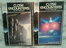 2 Vntg 1977 Close Encounters of the Third Kind Jigsaw 100 Piece Puzzles Sealed!