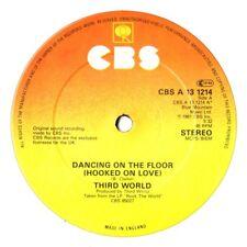 Love Reggae, Ska & Dub 45 RPM Speed Vinyl Records