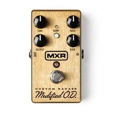 MXR M77 CUSTOM BADASS MODIFIED O.D. Guitar Effect Pedal Overdrive