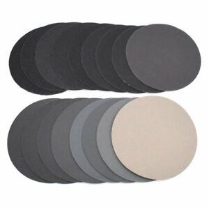 125mm Silicon Carbide Wet & Dry Stone Sanding Discs 60#-3000#