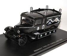 PERFEX 503, 1933 Renault Type PR Corbillard, Leichenwagen Hearse Bestatter, 1/43