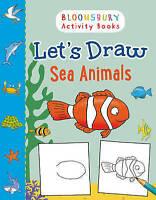 Let's Draw Sea Animals '