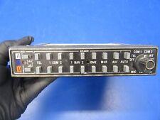 King KMA-24 Audio Panel & Marker Beacon P/N 066-1055-03 (0518-103)
