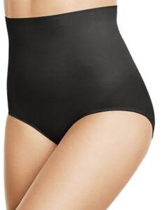 Wacoal Women's High Waist Black Shaper Brief women's Size XL Retail