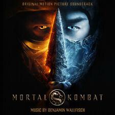 Mortal Kombat - O.S.T. - Benjamin Wallfisch (2021, CD NIEUW)