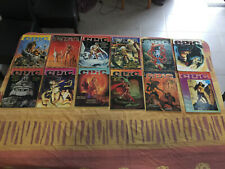 lot 12 revues EPIC collection complète Comics EPIC France 1 à 12