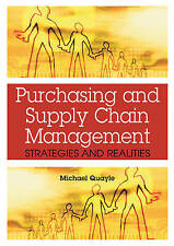 NEW Purchasing and Supply Chain Management: Strategies and Realities