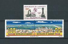 DAHOMEY - 1965 YT 222 à 224A - TIMBRES NEUFS* trace de charnière