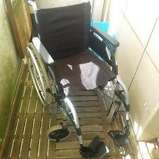 Rollstuhl BREEZY Unix 2 Faltrollstuhl  SB 45cm