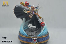 One Piece figure KM Seven Warlords of the Sea Buggy Resin statue In stock