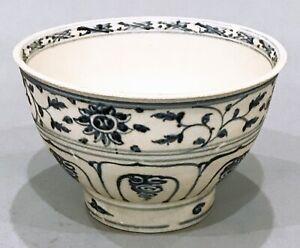 Vietnamese Blue and White Bowl
