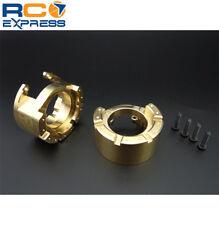 Hot Racing Traxxas TRX-4 Heavy Metal Brass Knuckle Weight TRXF21HKW