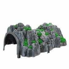 2 Pack model Train Railway Cave Tunnels SD01 HO OO Scale Ships from US