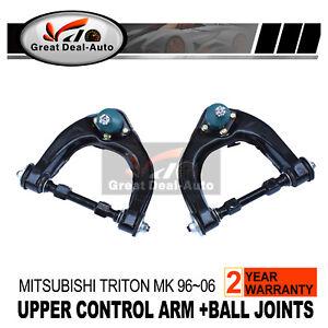 FRONT UPPER CONTROL ARM ARMS FOR MITSUBISHI TRITON MK 4WD 10/1996~06/2006 L+R