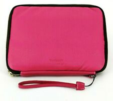 VanGoddy Leather Tablet Sleeve Case Wristlet for 8'' Devices Tablets Pink