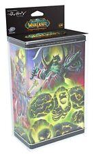 World Of Warcraft Stackable Tins - Burning Legion - Alex Horley