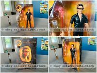 READY TO SHIP JURASSIC PARK WORLD DR. IAN MALCOLM AMBER COLLECTION NEW SEALED