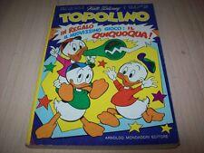 WALT DISNEY TOPOLINO LIBRETTO N.1119-MONDADORI-8 MAGGIO 1977 MOLTO BUONO!!