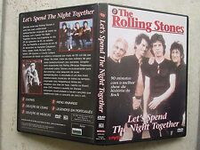 THE ROLLING STONES : LET'S SPEND THE NIGHT TOGETHER Hampton '81 DVD concert