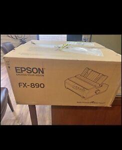 Epson FX-890 Dot Matrix Printer ( C11C524001 )