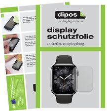 6x Apple Watch Series 4 44mm Schutzfolie matt Displayschutzfolie Folie Display