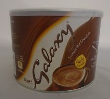 Galaxy Hot Chocolate Large 1Kg Tub Of Drinking Choc Chocolate   NEW