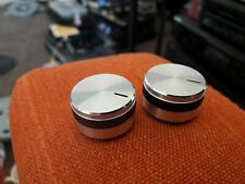 Thorens TD150 MK2 turntable control knobs. Excellent
