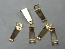 Viper HO Slot Car Parts - Low Pro Pickup Shoes 3 Set - GOLD Plated - NEW