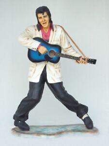 Elvis Rock-n-Roll Singer  with Guitar