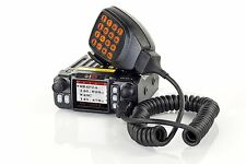 BTECH MINI UV-25X4 25 Watt Tri-band Base, Mobile Radio: 136-174mhz VHF, 1.25M,
