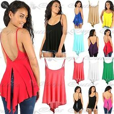 Unbranded Women's Plus Size Strappy, Spaghetti Strap Tops & Shirts