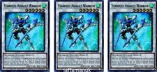 3 x Stardust Assault Warrior  CT15-EN008  Ultra Rare   YuGiOh Cards