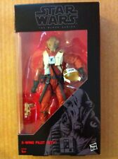 STAR WARS The Black Series Action Figure X-WING PILOT ASTY **NEW**