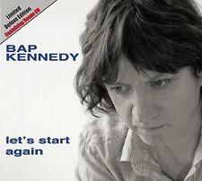 Bap Kennedy - Lets Start Again (Deluxe) (2014)