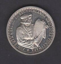 Deutscher Dom 1928 Preussen Medaille in PP - 900er Silber - 25g - 36,1mm