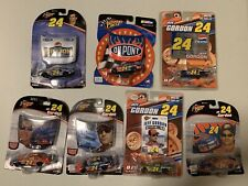 Lot Of 7 NASCAR DIECAST CAR winners Circle Jeff Gordon New In Package