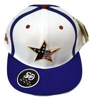 Mens Stall & Dean New Wool Blend USA Hat Cap NWT $30 7 5/8