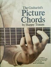 The Guitarist's Picture Chords Happy Traum Easy Beginner Learn Guide Guitar