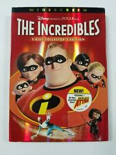 The Incredibles (Widescreen 2- Disc Collector's Edition Dvd)