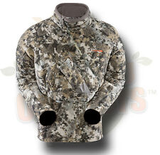Sitka Gear Insulated Fanatic Hunting Jacket Optifade Elevated II Camo S SM