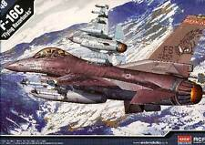 Academy - F-16C Flying Razorback Arkansas USA & Corée RoKAF 1:48 modèle-kit