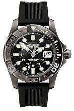 Victorinox Swiss Army 241426 Mens Dive Master 500 Black Ice Black Dial Watch