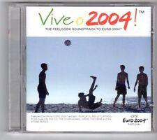 (Gl901) Vive o 2004!, Soundtrack to Euro 2004 - 2004 Cd