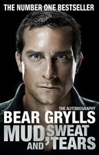 Mud, Sweat and Tears by Bear Grylls | Paperback Book | 9781905026494 | NEW